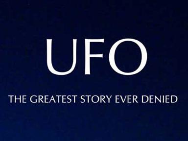KATE VALENTINE UFO SHOW