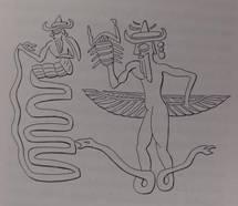 Резултат с изображение за enki serpent